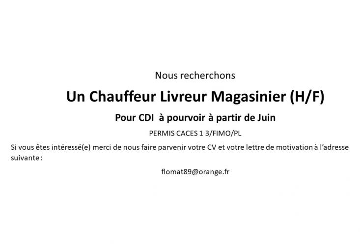 Offre CDI